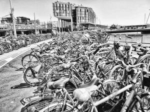 Parking Conjestion, Amsterdam