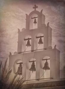 The Bells - Santorini